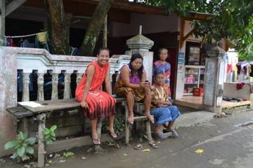 Gemütlichkeit in Asien